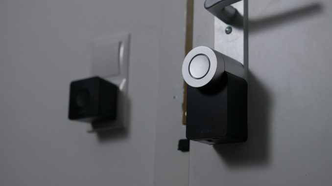 Nuki Smart Lock 2.0 Review Test Business Büro