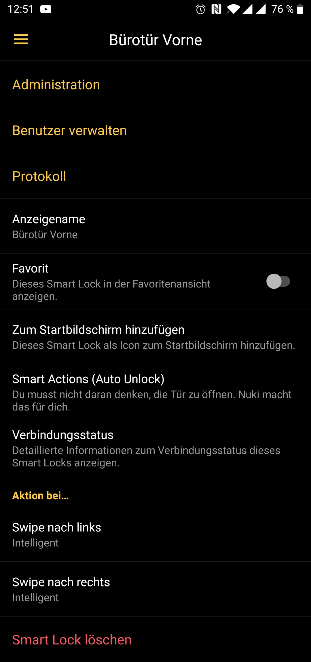Nuki Smart Lock 2.0 Review Test Büro Business