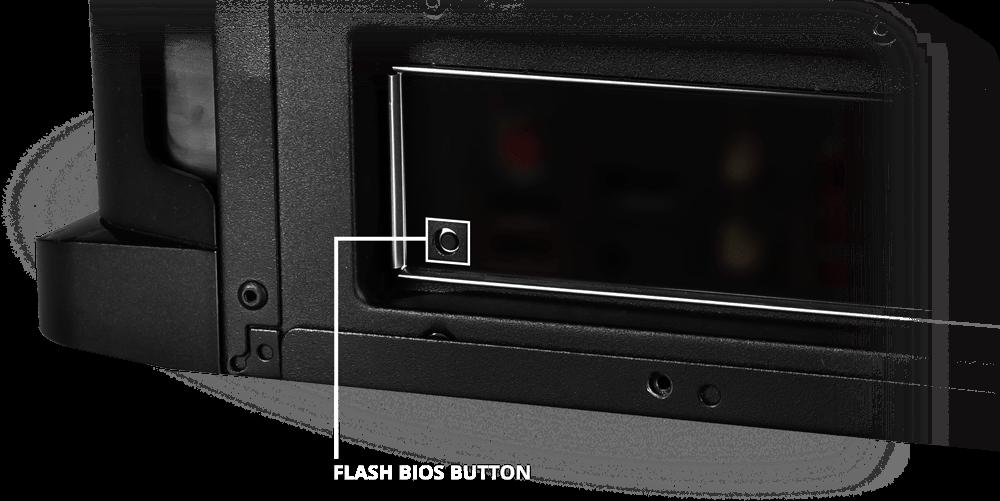 Ryzen 5000 BIOS Flashback BIOS Updaten ohne CPU BIOS Flashback Button MSI MAG B550 Tomahawk