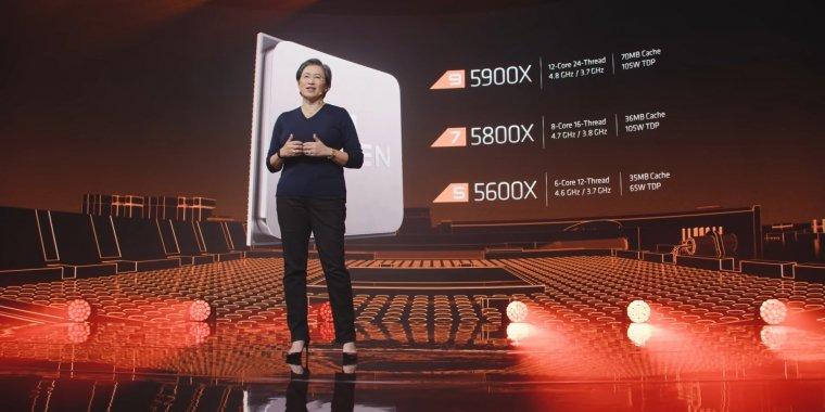 AMD Ryzen 5000 Launch