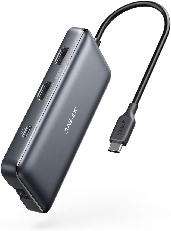 Anker USB-C Dock Hub Homeoffice Büro