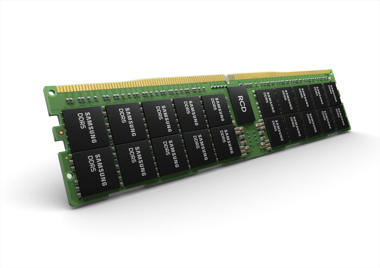 Samsung DDR5 512 GB Modul RDIMM DIMM