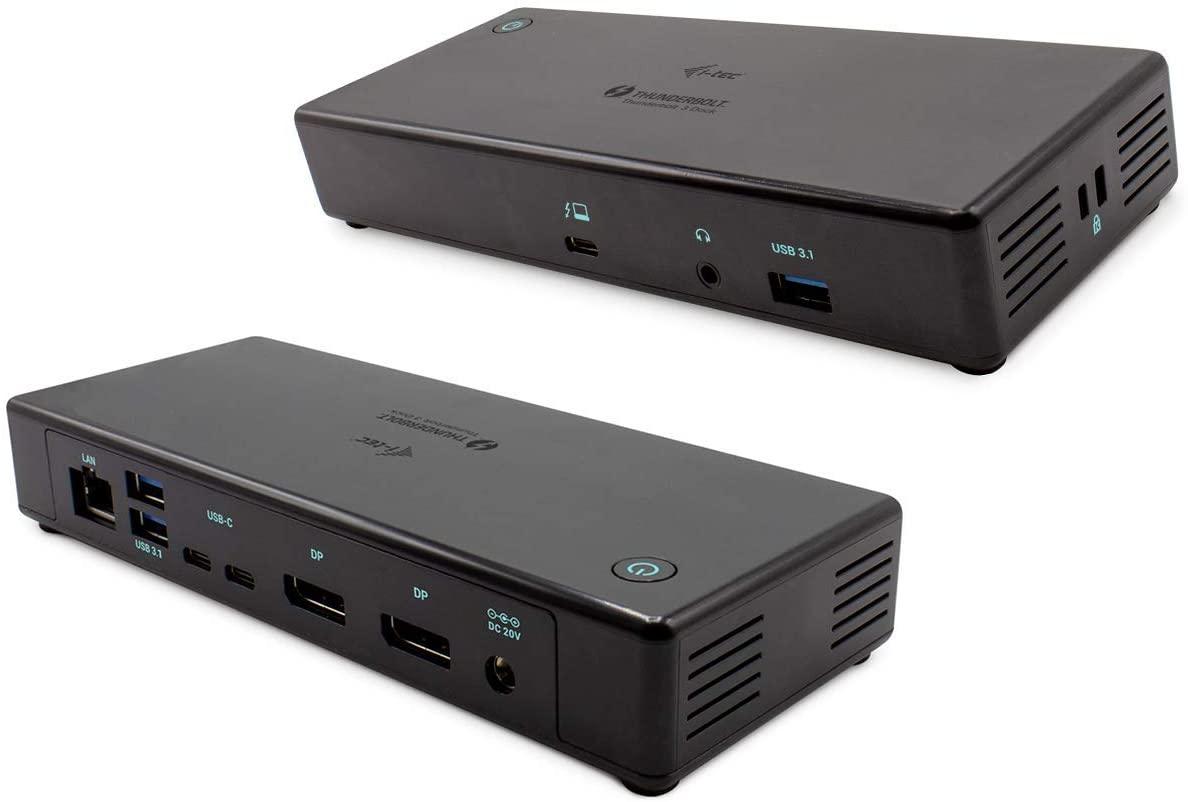 i-tech Thunderbolt 3 Dock USB-C Dock Hub