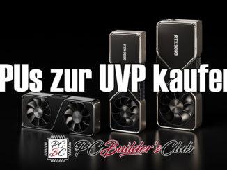Grafikkarte zur UVP Thumbnail Nvidia Founders Edition RTX 3070 RTX 3080 RTX 3090