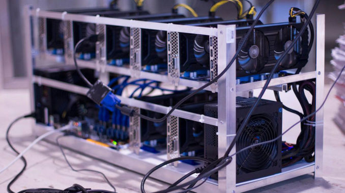 Mining Rig Mining Grafikkarten GPUs sicher gebraucht kaufen